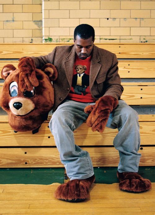 Love him or hate him, the most gifted musical talent of our generation.  Kanye West - The College Dropout