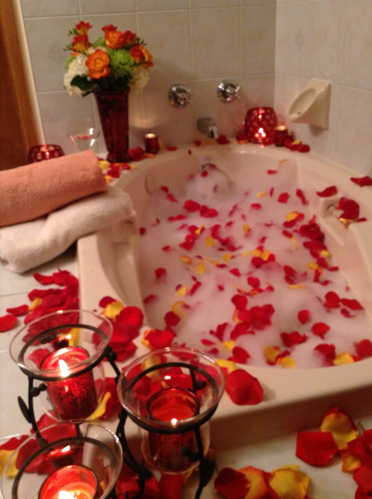Take a tranquil bath and relax! #Relaxation