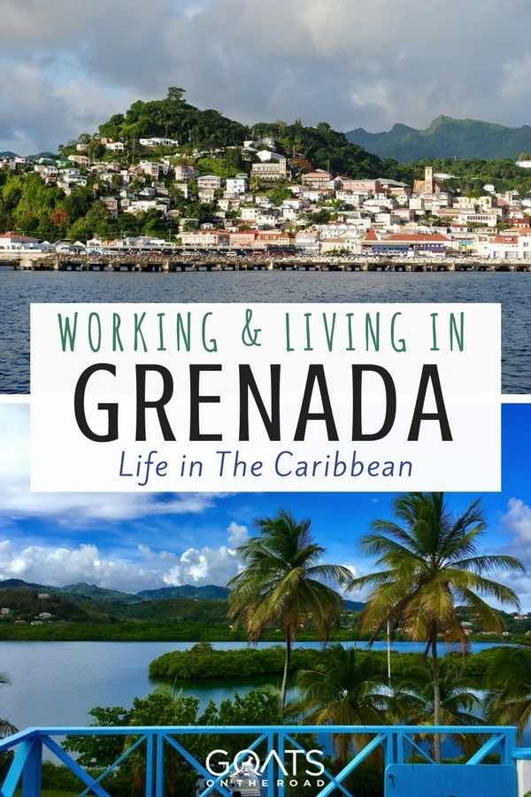 Are you interested in living a lifestyle of freedom? Here's an update on our storey of digital nomad life in the Caribbean | #travelbloggers #caribbeanlife #lifestyle #freedom #workfromanywhere #locationindependent #travelblog #travelcouple #grenada #caribbeanliving #caribbean #caribbeantravel #expatlife