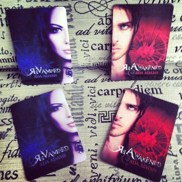 ReVamped and ReAwakened Postcards