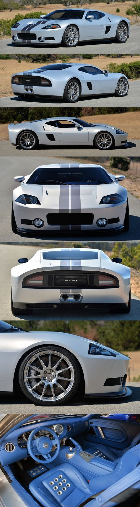 GALPIN FORD GTR1 $1,024,000: The guys at Galpin Auto Sports went and made the Ford GT into a truly-modern super car, the Galpin Ford GTR1. Based on the GT's original chassis, the 1024-HP GTR1 has been completely reworked.