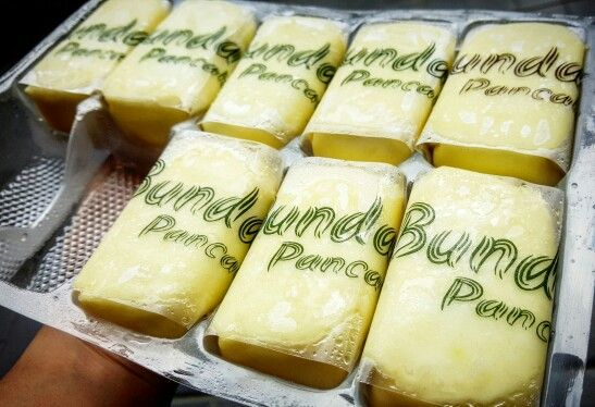 Pancake durian #pancake #fruit #durian #medan #indonesianfood