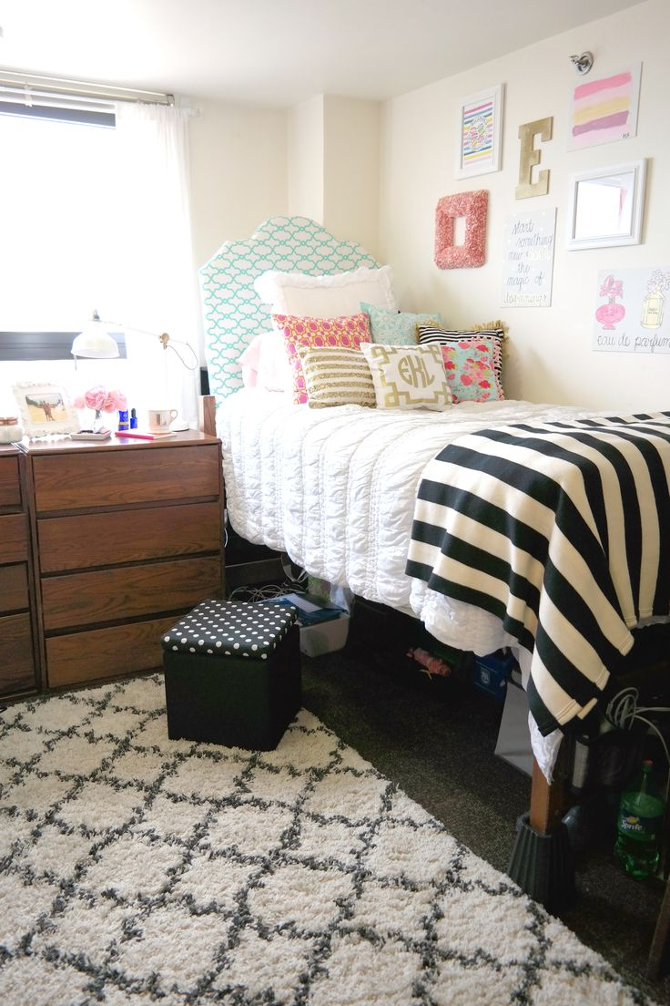 My Freshman Dorm Room