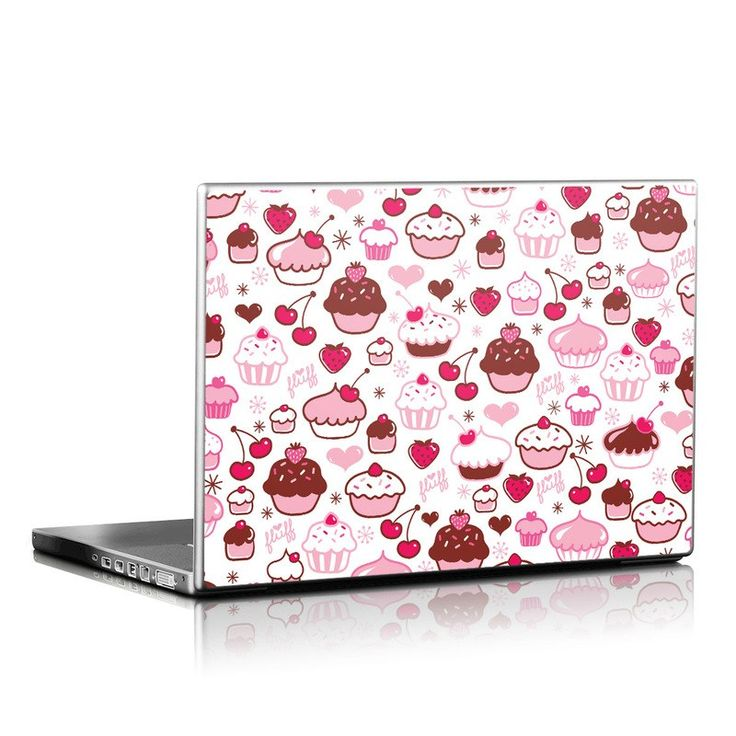 DecalGirl Universal Laptop skins feature vibrant full-color artwork that helps protect the Universal Laptop from minor scratches and abuse without adding any bulk or interfering with the device's operation.   This skin features the artwork Sweet Shoppe by Fluff - just one of hundreds of designs by dozens of talented artists from around the world.