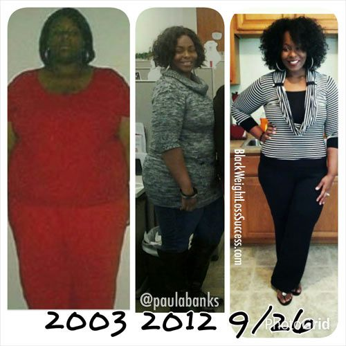 Paula lost 155 pounds