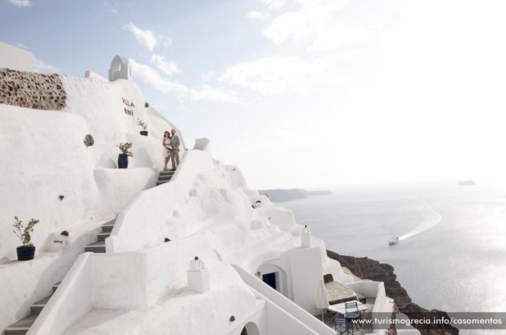 Casamento  Santorini Agia Irini