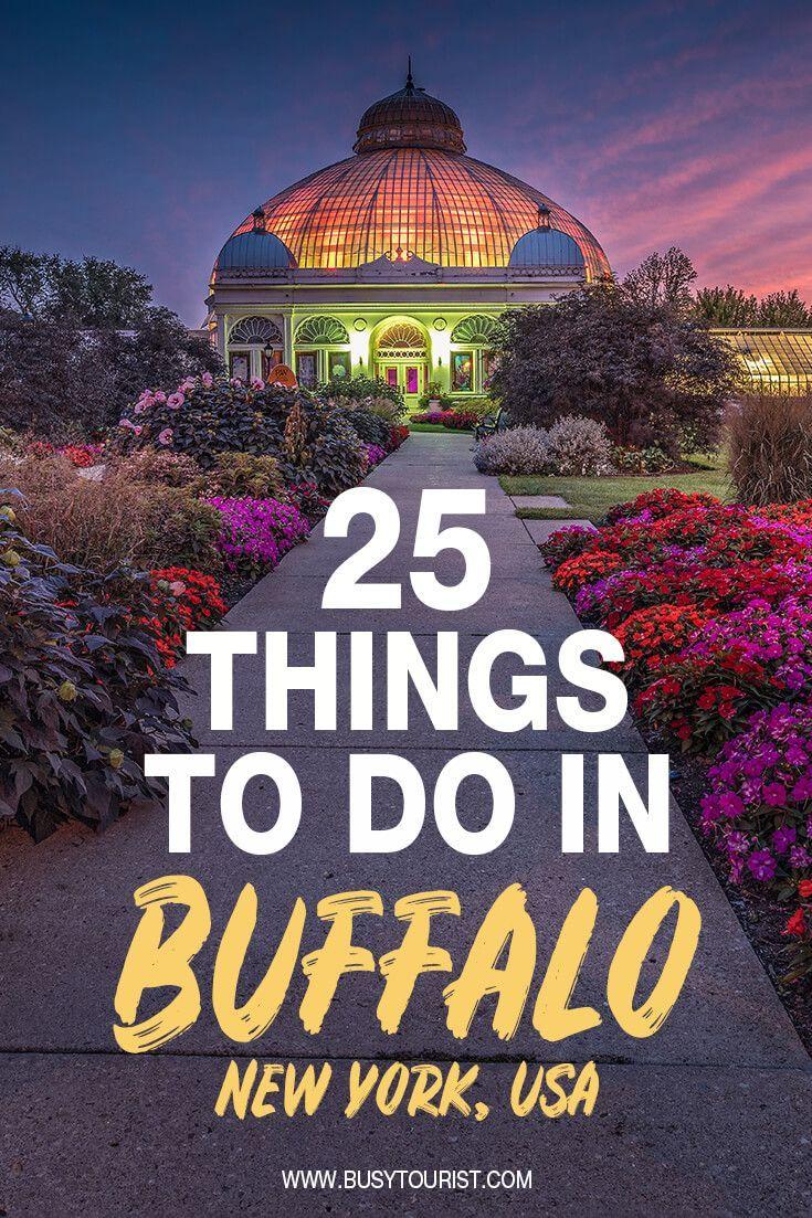 25 Best Fun Things To Do In Buffalo New York Buffalo New York