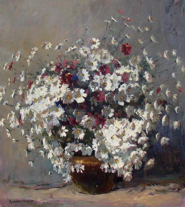 Adriaan Boshoff (1935-2007) - Kosmosse