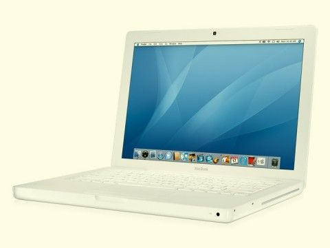 Macbook - white, Intel Core 2 Duo (Early 2008)