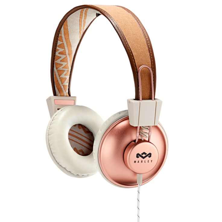 Positive Vibration™ On-Ear Headphones Copper ON-EAR-KOPFHÖRER POSITIVE VIBRATION™