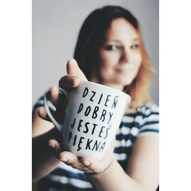 #diy#mug#porcelainmarker#handmade#kubeczek#kawusia#dzieńdobry#instagood