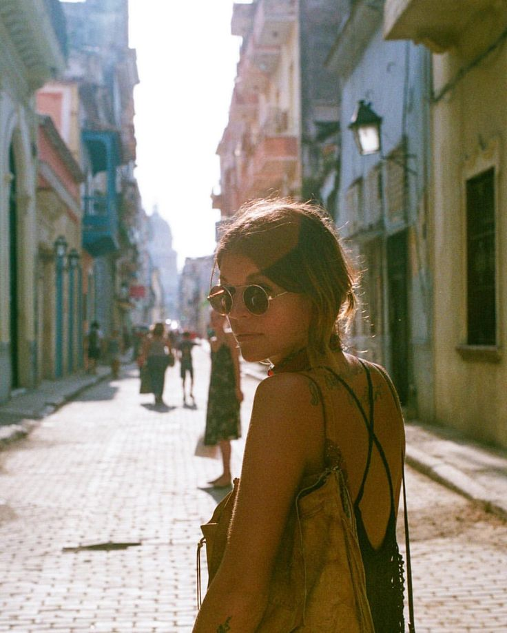 "Asher Moss on Instagram: ""#DreamGirl on film in Old Havana. @babynative"""