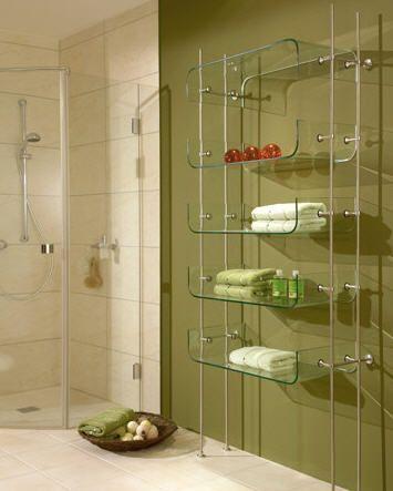 estantes de vidrio para baos buscar con google