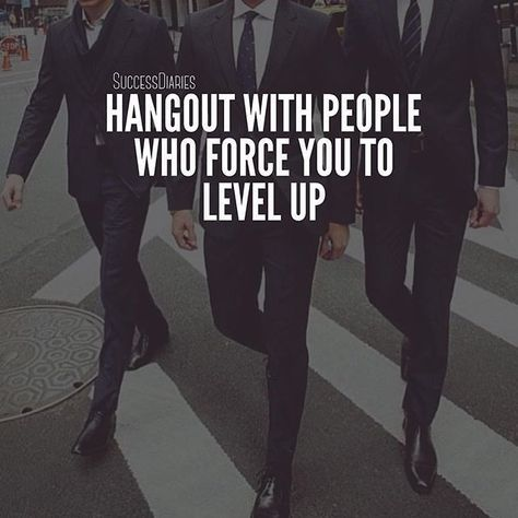 Great one by /successdiaries/ You are the average of the 5 people you spend the most time with. Make sure you're hanging out with the right people.   Follow Us: @EntrepreNow_
