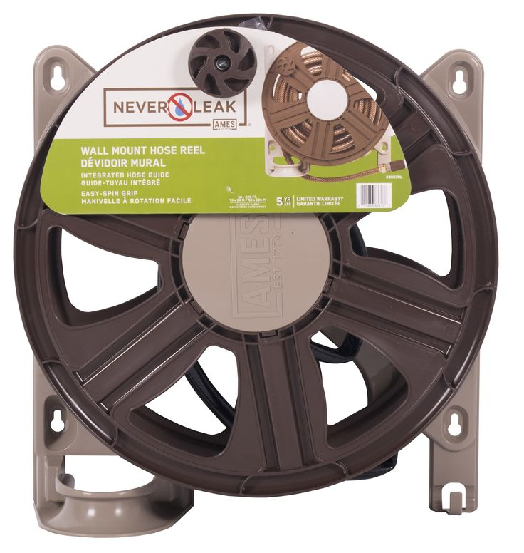Wall Mounted Hose Reel Screwfix