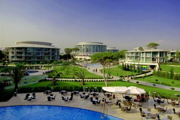 Törökország / Belek Calista Luxury Resort 5*