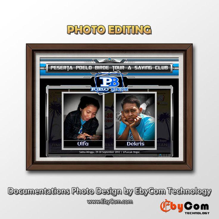Jasa Desain Edit Foto untuk Dokumentasi Tour