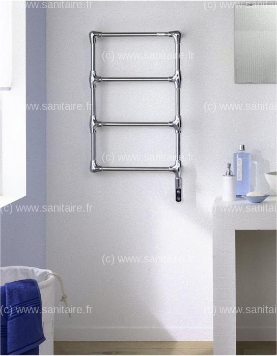 Sèche serviette rétro pour un style qui s'intègre parfaitement à votre