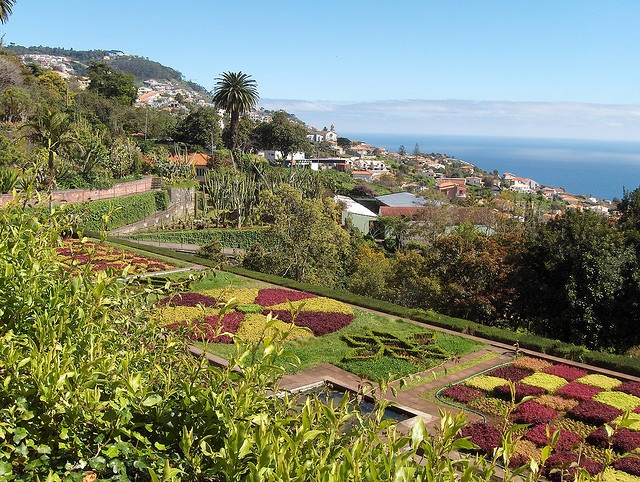 Botanical Garden, Funchal