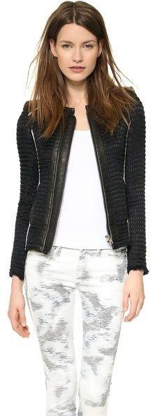 IRO Giana Jacket on shopstyle.com