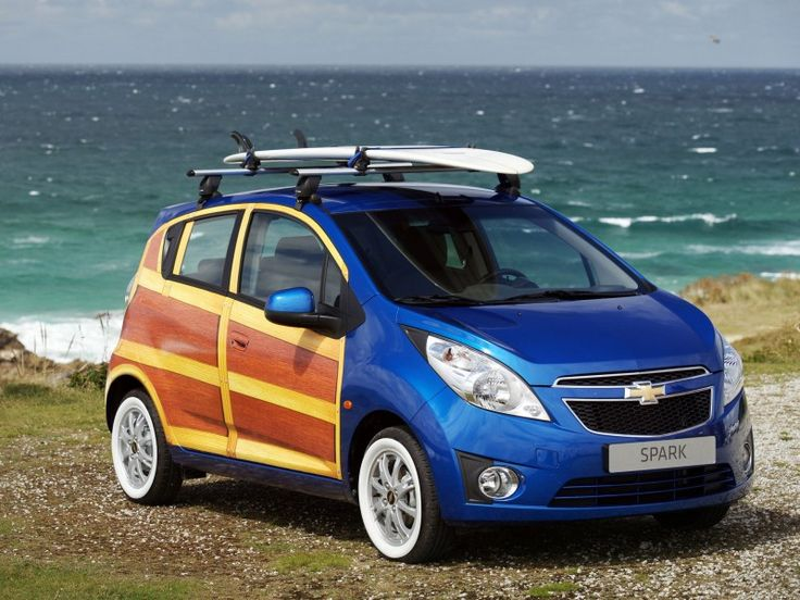 Chevrolet Spark Woody Concept 2010 Photo 04