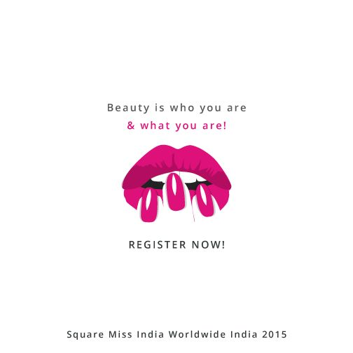 We believe that #beauty is about who you are and what you are! Grab the opportunity to become the Global face of #IndianBeauty! Register NOW: http://bit.ly/1gazGj4