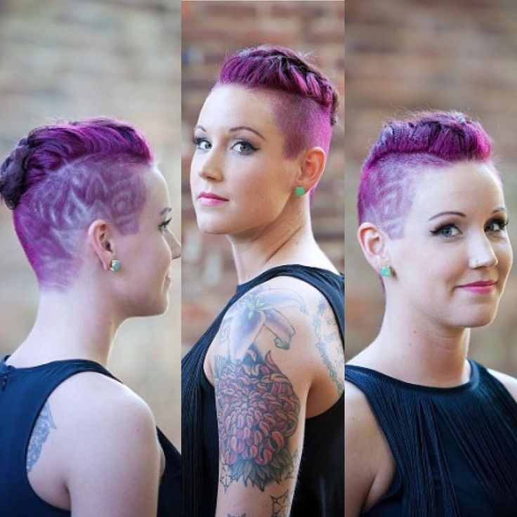 360 style hair purple 360 undercut updo with hair i think i m in 8381 | 1530f69d58385f372ea4b71015739b80 cute short hair cute shorts