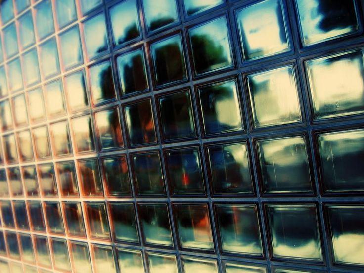 11 best Facade lumière images on Pinterest Bricks, Home ideas and - pose pave de verre exterieur