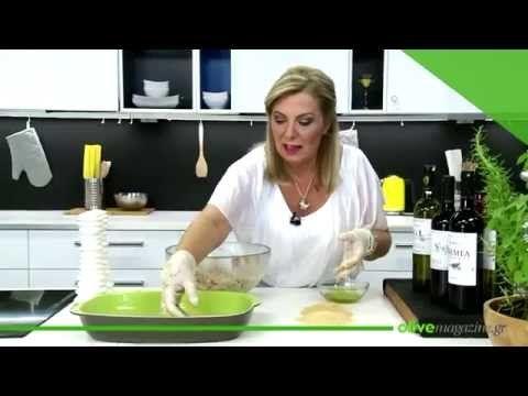 Ψαρομπιφτέκια στο φούρνο - olivemagazine.gr - YouTube
