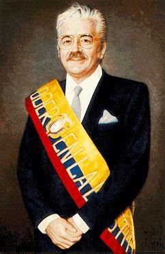Presidentes del Ecuador (1979 - 1988): León Febres Cordero Rivadeneira