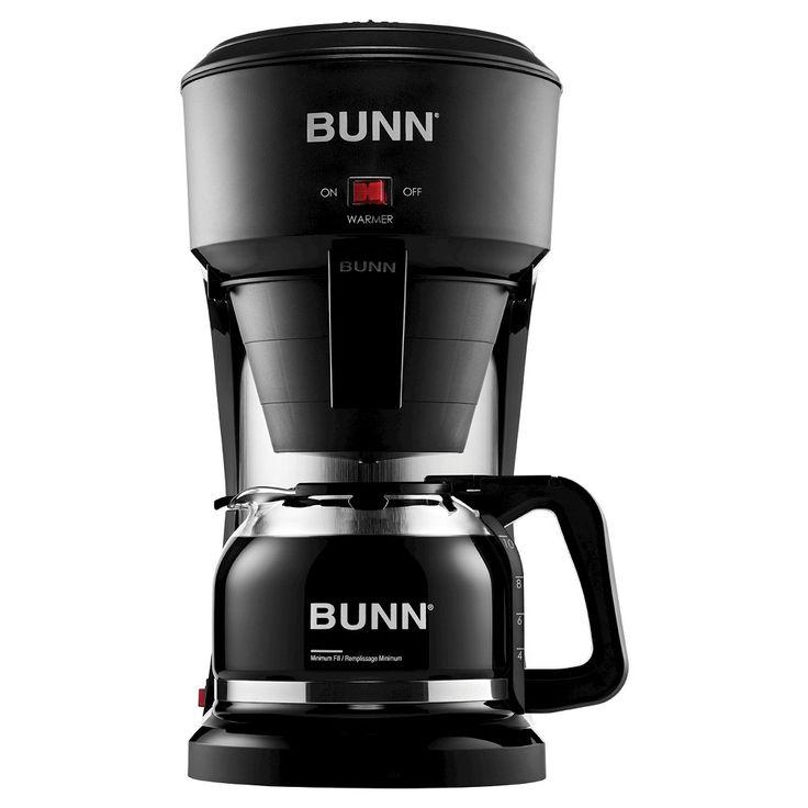 Bunn SBB Speed Brew Coffee Maker - Black