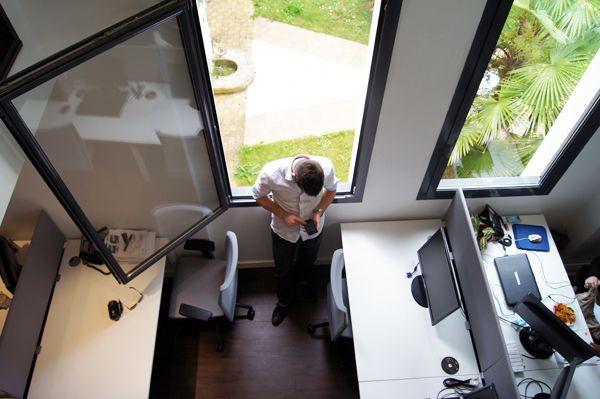 Les nouveaux bureaux Altays à Laval