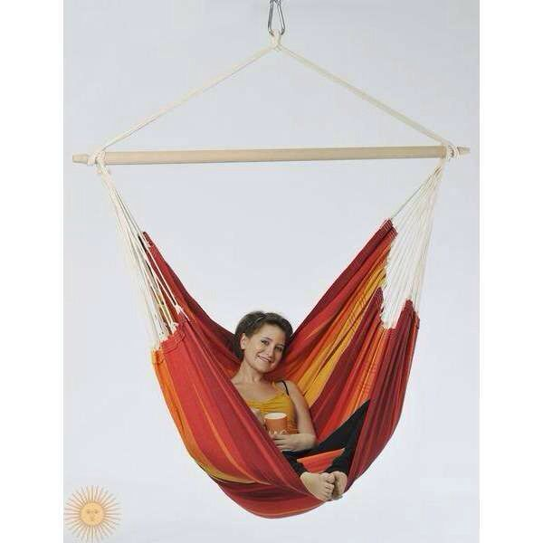 Hammock chair rainbow