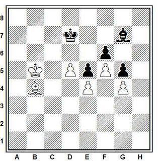 Problema ejercicio de ajedrez número 1453: Jagst - Liebau (Hannover, 1988)