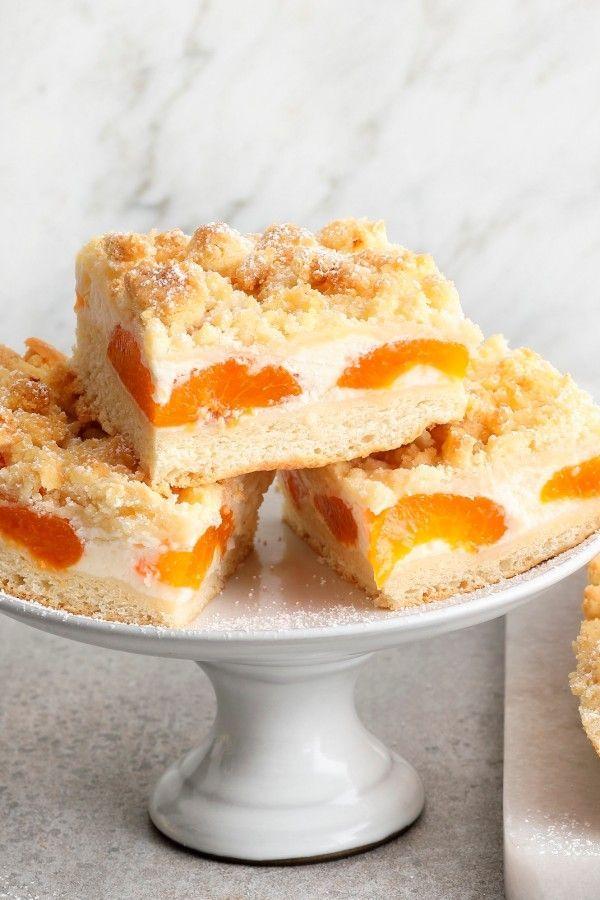 Fruchtiger Aprikosen Quarkkuchen Mit Streuseln Rezepte Bildderfrau De Aprikosenkuchen Mit Streusel Quarkkuchen Streusel Kuchen