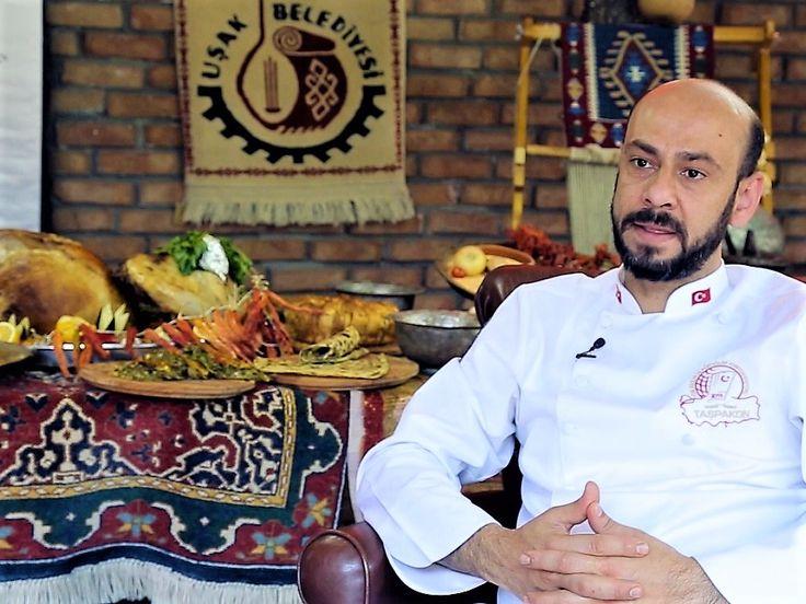 Uşak Yöresel Yemekleri Hakkında: Şef Fatih Demir | Mutfak İnsanları