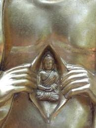 """Inside every one of us is a golden buddha..."" Tara Brach in Learning to Breathe http://priscillawarnerbooks.com/"