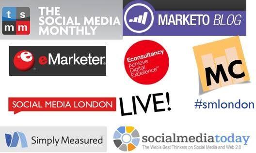 Aquí tenéis una lista con 11 blogs en inglés sobre social media, marketing digital y ecommerce que os ayudarán a crecer en el sector. ¿Añadirías alguno?