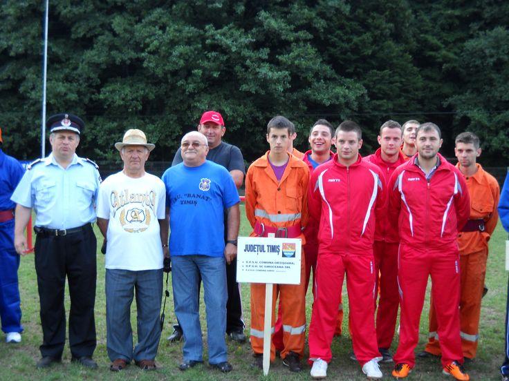 Concurs pompieri voluntari Moneasa, Etapa zonala Arad  - 2006