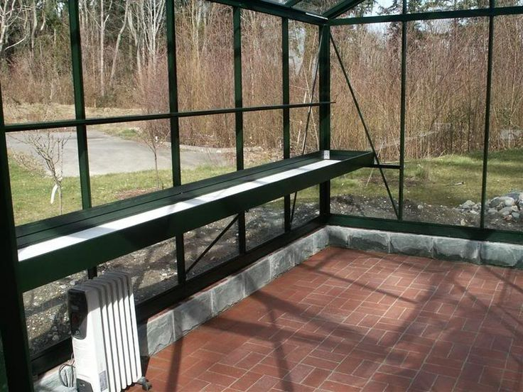 Brick Floor In A Greenhouse ♥ I Think Iu0027d Attach This To My House And Make  It A Garden Room! | The Lazy Gardener | Pinterest | Brick Flooring, ...
