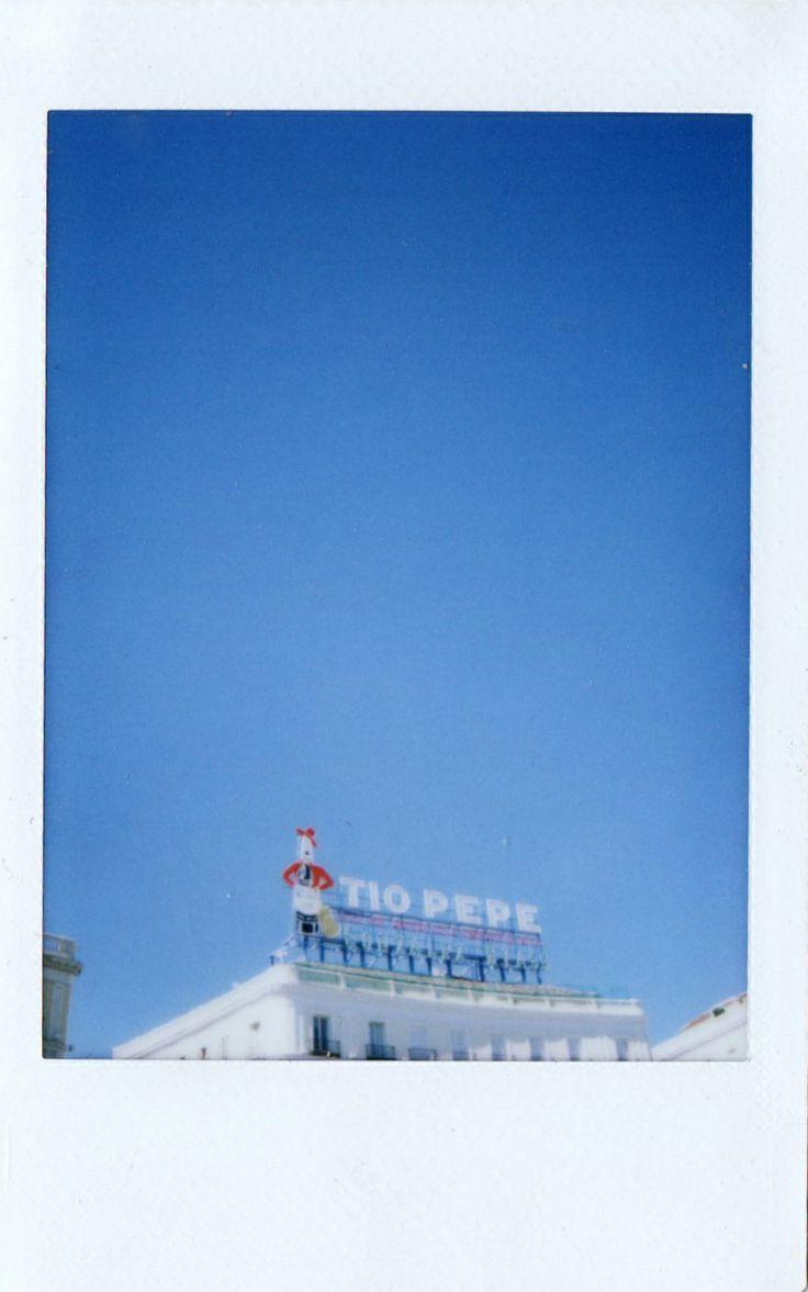 Tio Pepe - Puerta del Sol - Madrid / By Teresa Juan