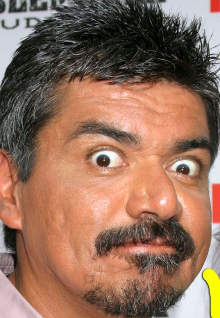 'Comedian' George Lopez : 'Make the Country Safe, Deport the Police!' - https://www.loudread.com/comedian-george-lopez-make-country-safe-deport-police/
