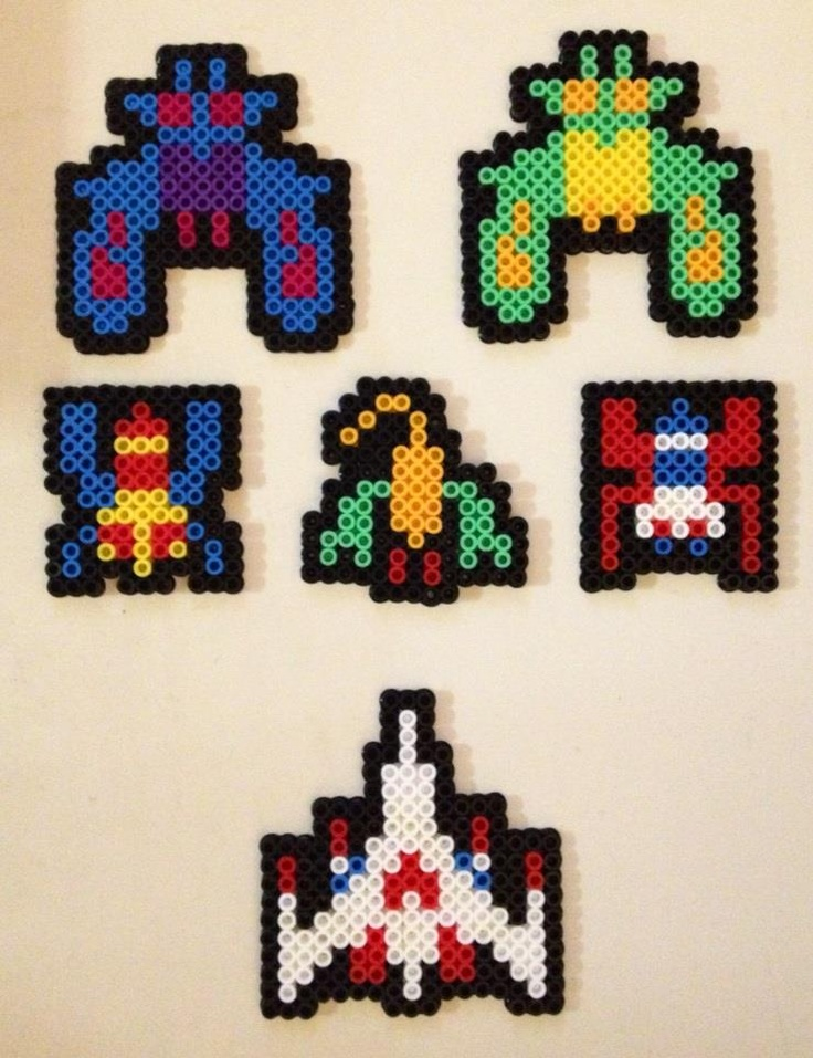 Well Known Perler Bead Patterns Video Games Qy95