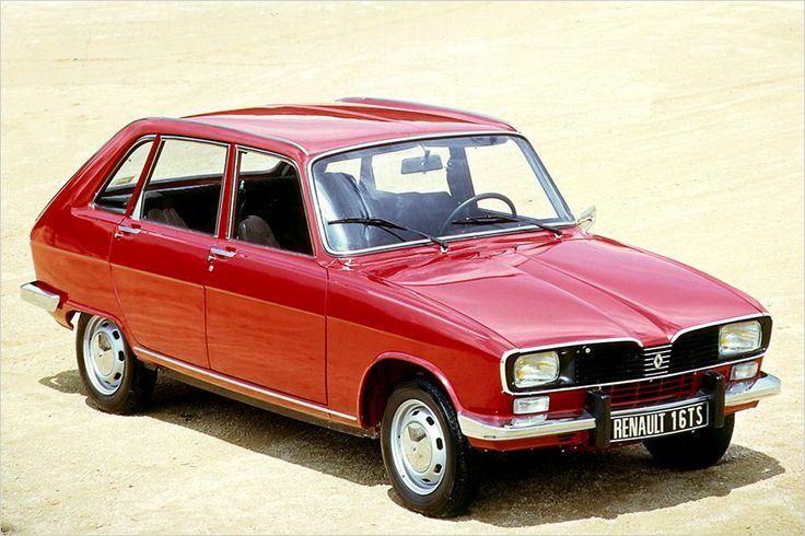 Der R 16 TS kam 1968 hinzu – mit 83 PS
