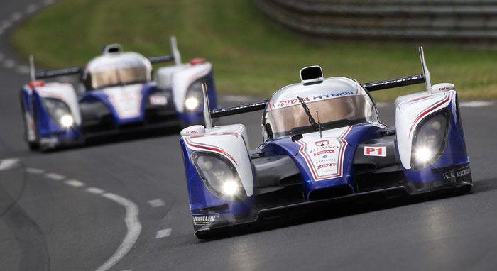 Toyota Siap Hadang Audi Di Balap 24 Hours of Le Mans 2013 #info #BosMobil