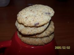 Csudafinom diós-kókuszos gluténmentes keksz