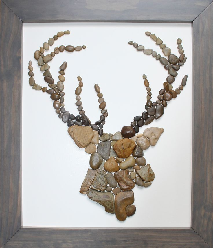 deer, really need to save all those rocks the kids give me