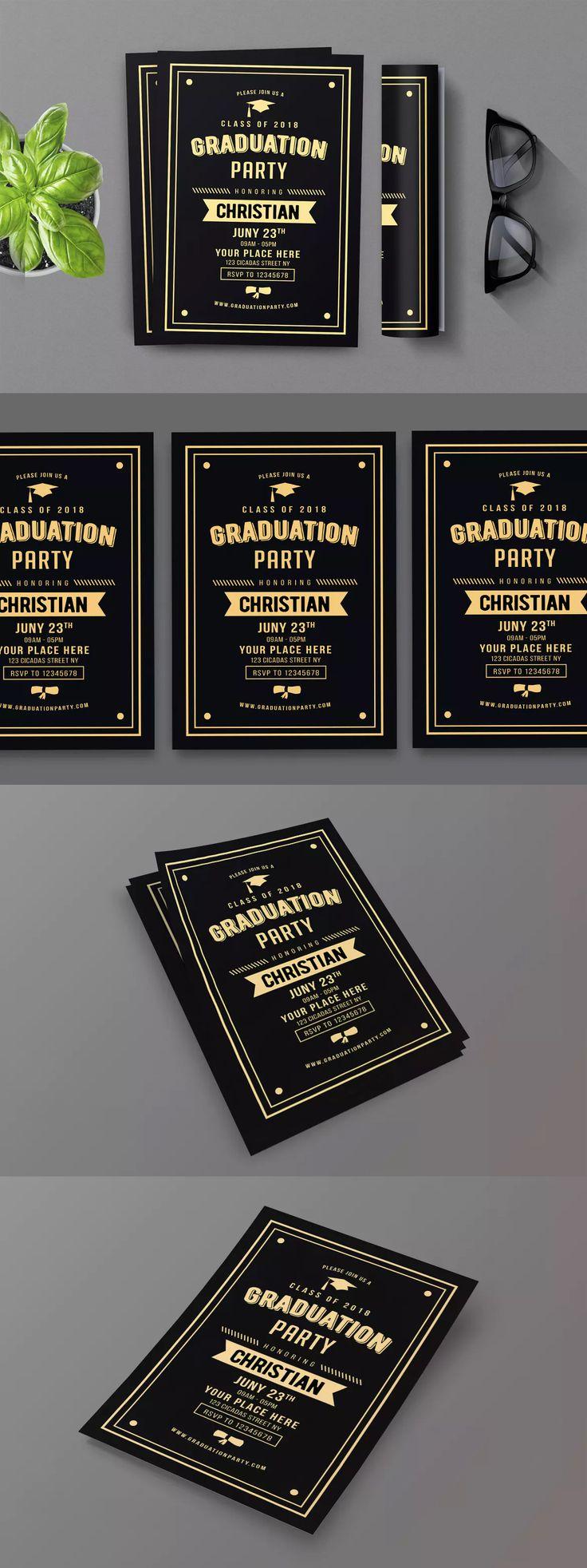 59 best Invitation Card Templates images on Pinterest