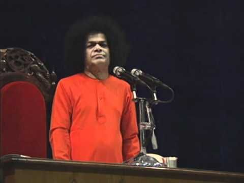 The Human Values - Sathya Sai Baba discourse - complete