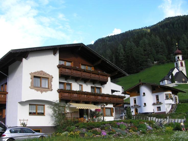 Navis, Tyrol, Austria  www.haushoertnagl.at